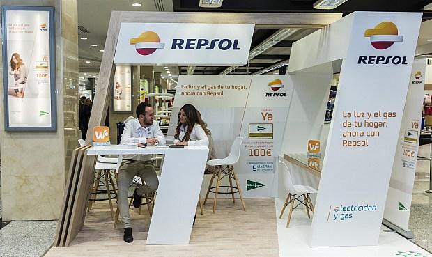 60b789980c41 Repsol alcanza los 22 puntos de contratación de electricidad y gas ...