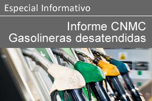 Especial: Informe CNMC - Gasolineras desatendidas